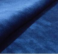 Велсофт двухсторонний синий/оранжевый