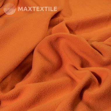 Флис оранжевый 1-1-201-5