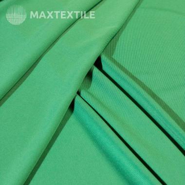 Трикотажное полотно зеленое Мт-70-1-1