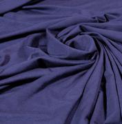 Кулирка с эластаном темно-синяя