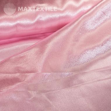 Креп-атлас розовый 181-1-15-12