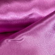 Креп-атлас фиолетовый