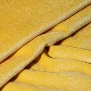Бархат желтый