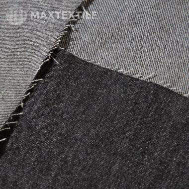 Джинсовое полотно черное 192-31-30-1