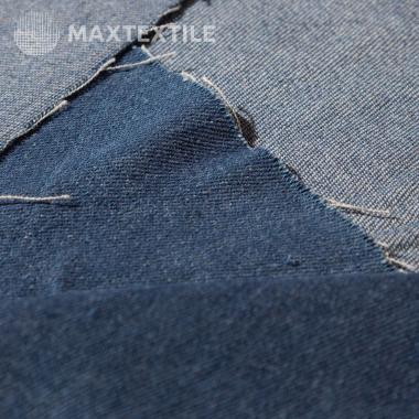 Джинсовое полотно синее 192-31-30-2